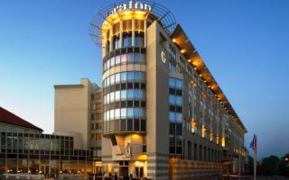 Отель Шератон в Варшаве