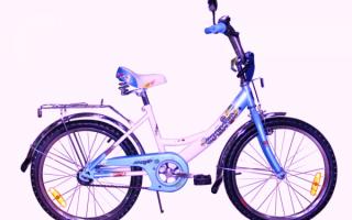 Детский велосипед Лидер