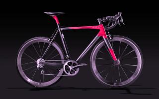 Велосипед Ауди спорт