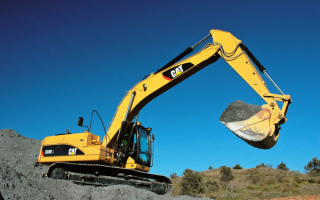 Экскаватор Caterpillar 320DL