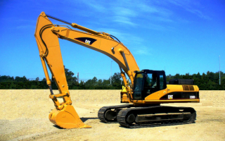 Экскаватор Caterpillar 330DL