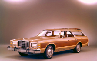 1978 Ford LTD Country Squire  Wagon
