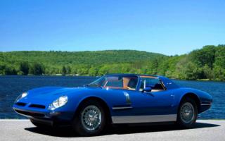 1967 Bizzarrini 5300 Si spyder