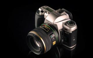 Фотоаппарат Pentax MZ-7