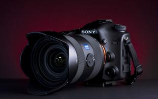 Фотоаппарат Sony α99