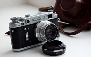 Фотоаппарат ФЭД -2