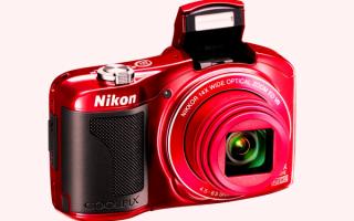 Фотокамера Nikon Coolpix L610