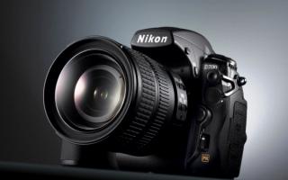 Фотокамера Nikon D700