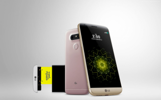 Cмартфон LG G5