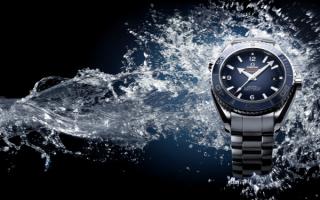 Часы Оmega Seamaster