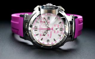 Швейцарские женские часы Tissot