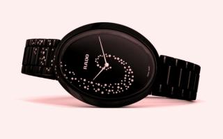 Швейцарские часы Rado Esenza Ceramic