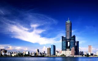 Тантекс Скай Тауэр - 85-этажный небоскрёб, расположенный в городе Гаосюн, Тайвань