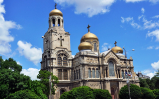 Собор Пресвятой Богородицы в Варне