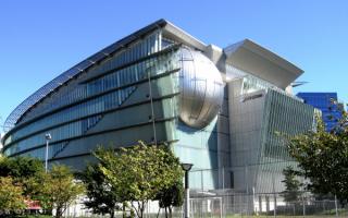 Национальный музей развития науки и инноваций Мирайкан в Токио