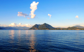 Лаго-Маджоре - озеро на границе Швейцарии и Италии