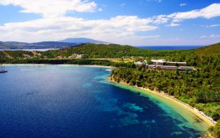 Остров Кефалония - наибольший из Ионических островов