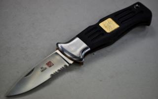 Нож складной AL MAR