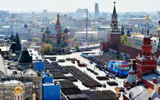 Красная площадь - главная площадь России