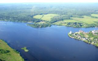 Великая российская река Волга