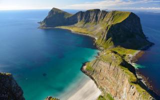 Норвежское побережье