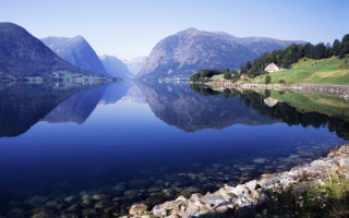 Страна Норвегия
