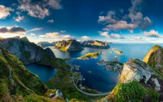Это Норвегия