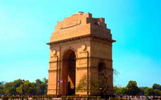 Триумфальная арка в Индии