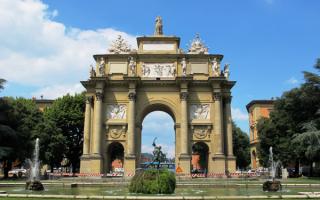 Триумфальная арка во Флоренции