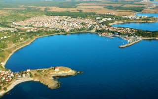 Город Царево в Болгарии