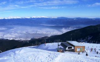 Зимний отдых в горах Болгарии