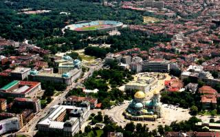 Столица Болгарии город София