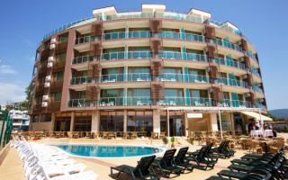 Отель Briz Beach. Солнечный берег Болгария