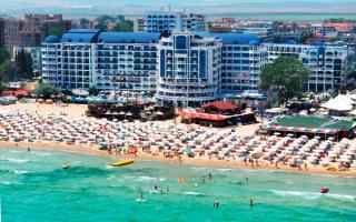 Отель Chaika Resort, Солнечный берег, Болгария