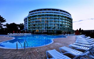 Отель Colosseum, Болгария, Солнечный берег