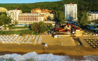 Отель Grifid Bolero, Золотые пески, Болгария