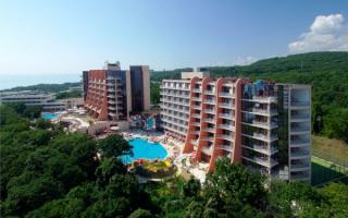 Отель Helios Spa, Золотые пески, Болгария