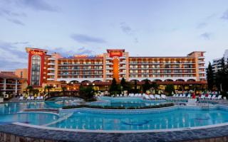 Отель Hrizantema , Болгария, Солнечный берег