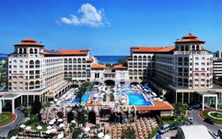 Отель Iberostar Sunny Beach Resort   Солнечный берег  Болгария