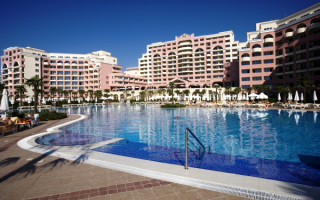 Отель Majestic Beach Resort, Солнечный берег, Болгария