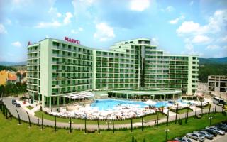 Отель Marvel  Солнечный Берег Болгария