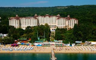 Отель Melia Grand Hotel Hermitage, Золотые Пески, Болгария