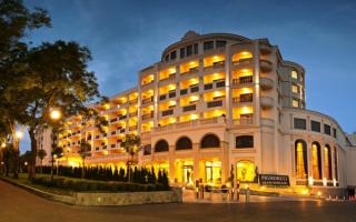 Отель Primoretz Grand Hotel,   Болгария, Бургас