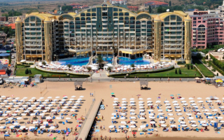Отель Victoria Palace, Солнечный берег, Болгария