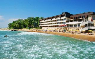 Отель Нимфа, Ривьера, Болгария