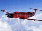 Самолет Pilatus PC-12