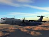 Самолет АТР 72-600