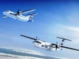Самолеты АТР 42-500 и АТР 72-500