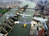 Самолеты над Нью-Йорком