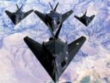 Тактические ударные самолеты F 117 Стелс